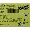 Pilz Sicherheitsrelais PNOZ X PZE X4V Kontakterweiterung 774580