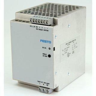 Festo 547868 SVG-1/230VAC-24VDC-10A Netzteil Power Supply