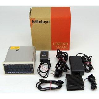 Mitutoyo Linear Gage 542-062-1 Counter Anzeige Längenmessung EF