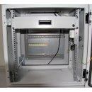 apranet Netzwerkschrank Serverschrank fahrbar 750 x 600 x 600