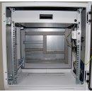 apranet Netzwerkschrank Serverschrank fahrbar 1550 x 600 x 600
