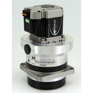 MDrive 23 Plus Motor Motion Control mit Harmonic Drive Getriebe CSF