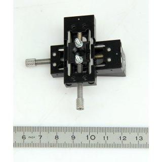 Newport Lineartisch XY-Positioniertisch Serie MS-500-X Miniature Linear Stage