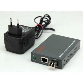 Secomp roline 21.13.1069R Medienkonverter1000Base-T 1000Base-X